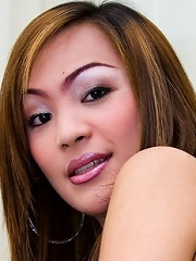 Hot chicana shemale flashes ...
