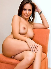 Dazzling ladyboy Angie in a ...