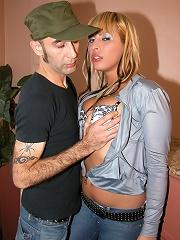Luda & Pablo Sucking Eac...
